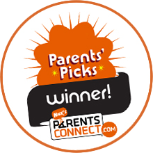 Parents' Pick winner award